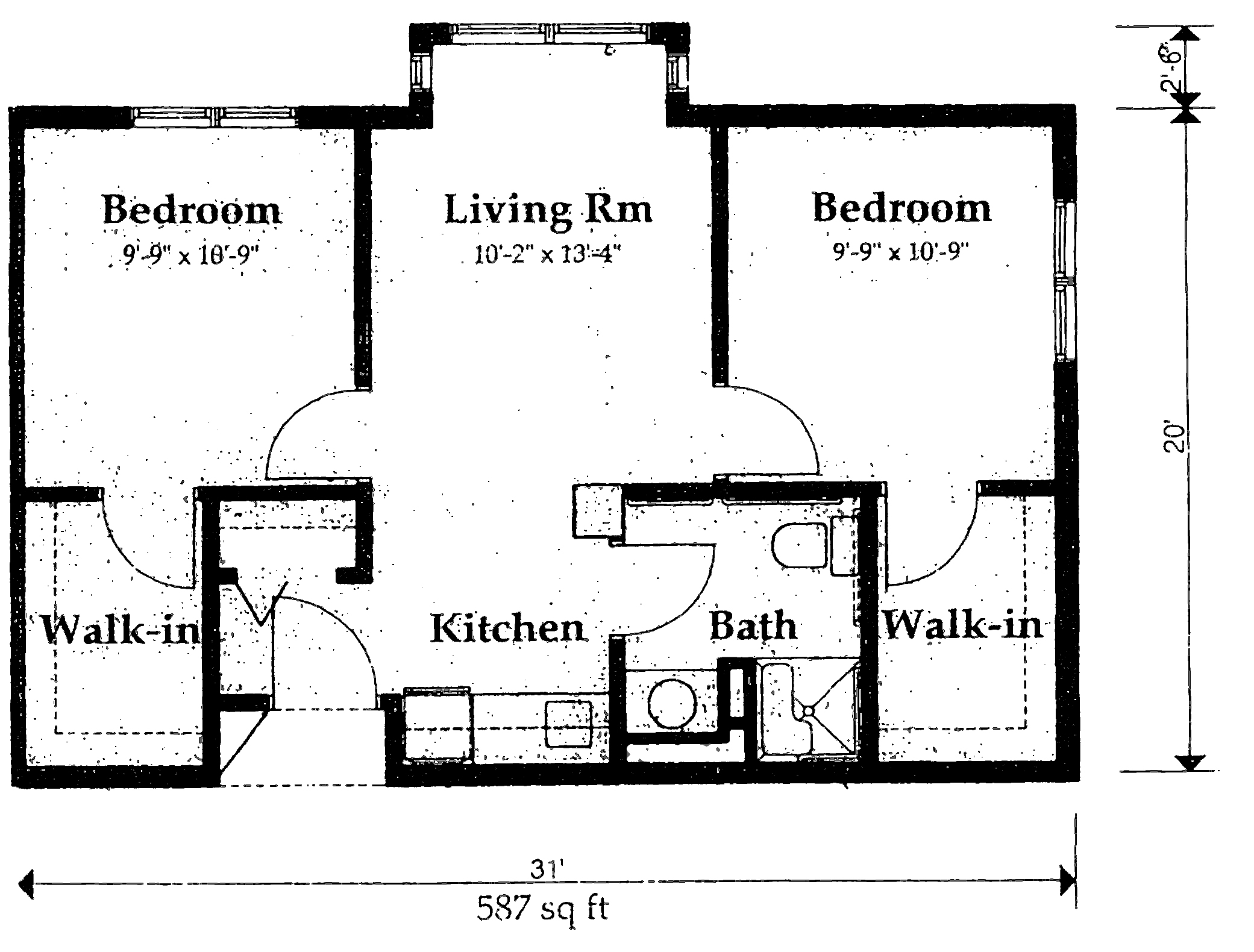 assisted living room layout 3