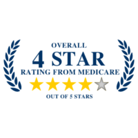 4 star physical therapy rating from medicare