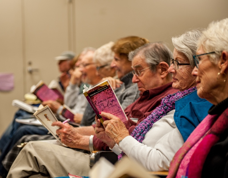 Assisted Living Book Club