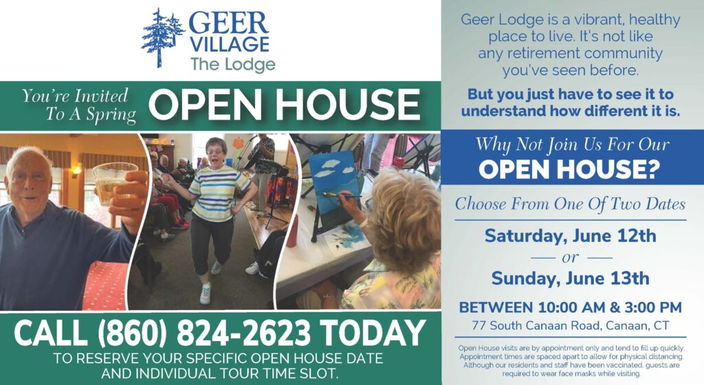 Lodge Open House